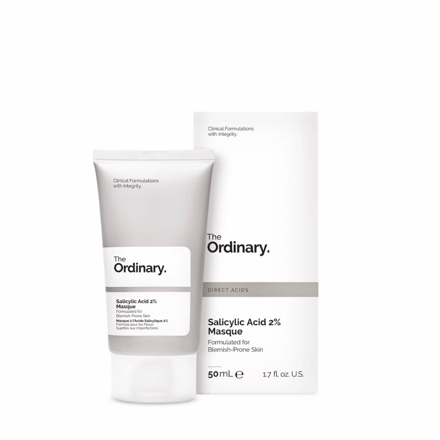 "THE ORDINARY - Acido ""SALICYLIC ACID 2% MASQUE"" 50 ML"