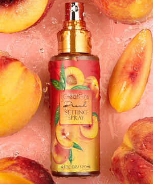 "Beauty Creations - Fijador ""PEACH SETTING SPRAY"""