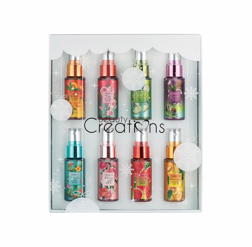 "BEAUTY CREATIONS - Set Fijador ""HOLIDAY MINIS VOL 3"""