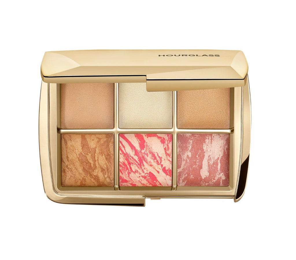 "HOURGLASS - Paleta rostro ""LIGHTING FACE PALETTE - SCULPTURE"""