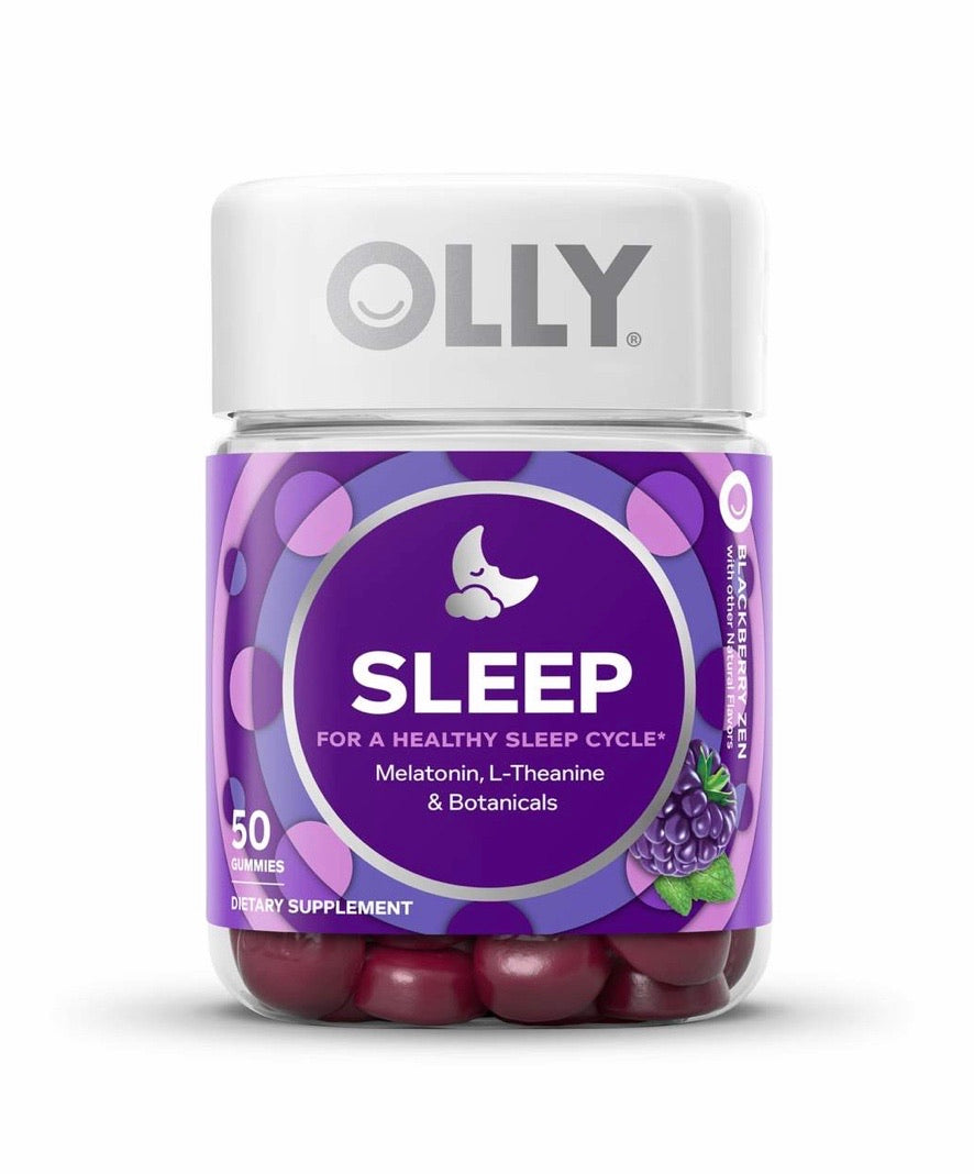 "OLLY - ""SLEEP GUMMIES"""