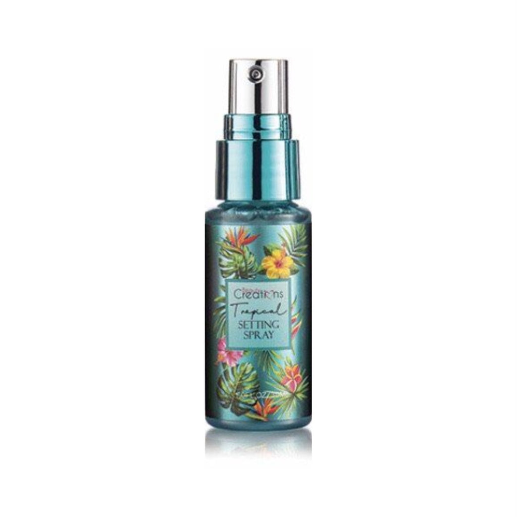 "BEAUTY CREATIONS - Fijador Mini ""TROPICAL SETTING SPRAY"" 30 ML"