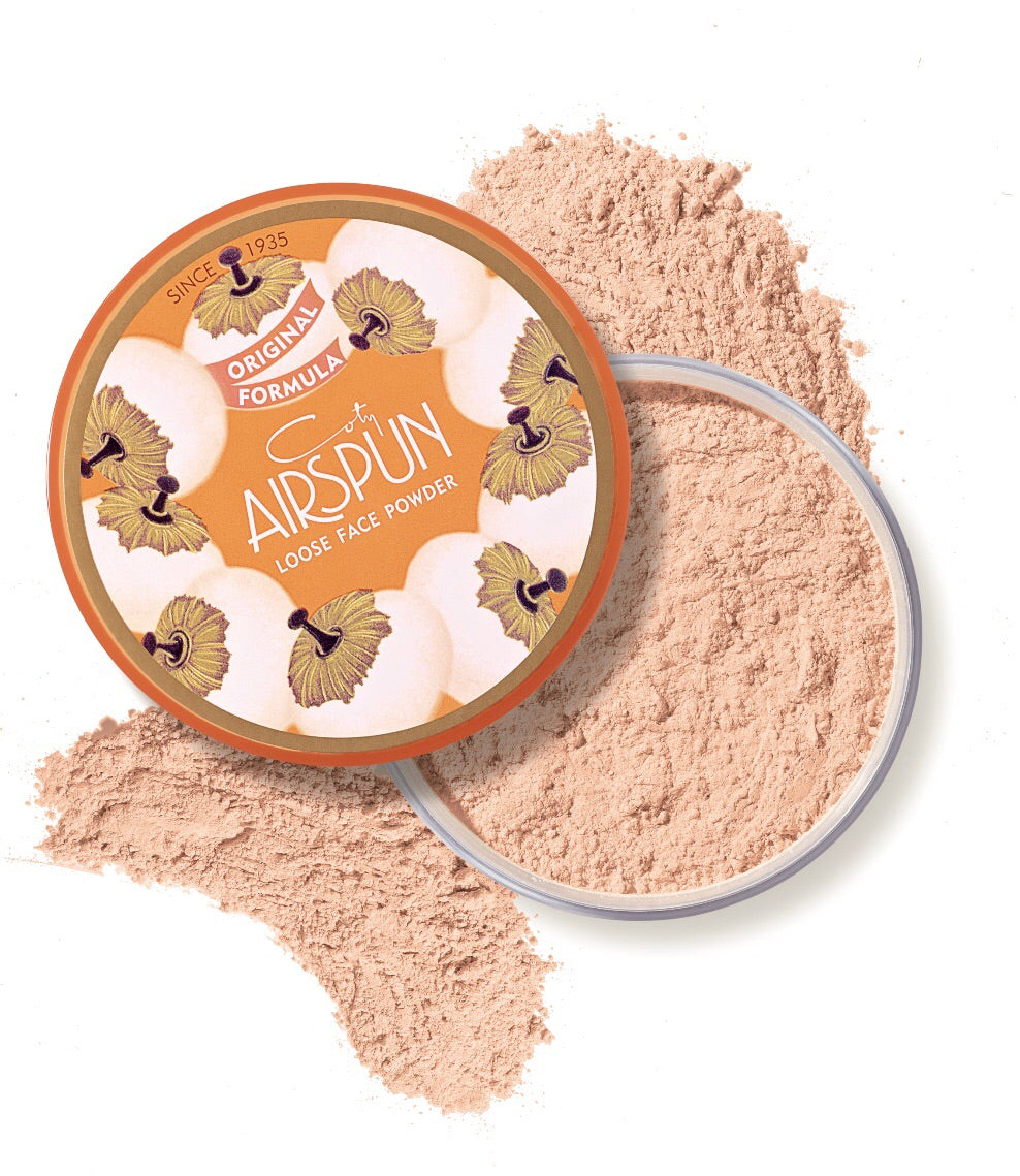 "COTY AIRSPUN - ""070-32 HONEY BEIGE"""