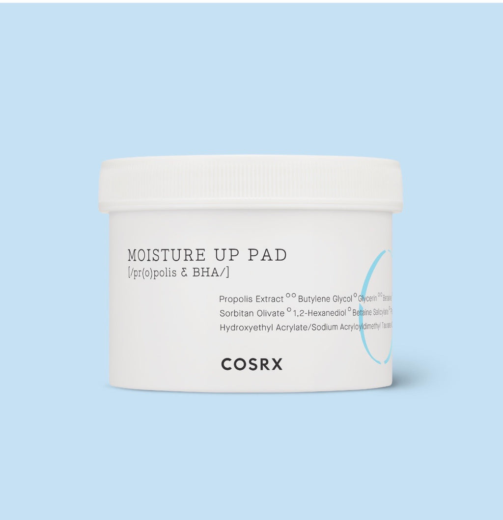 "COSRX - Toallas humedas ""ONE STEP MOISTURE UP PAD"""