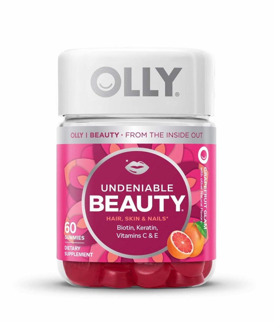 "OLLY - ""UNDENIABLE BEAUTY GUMMIES"""