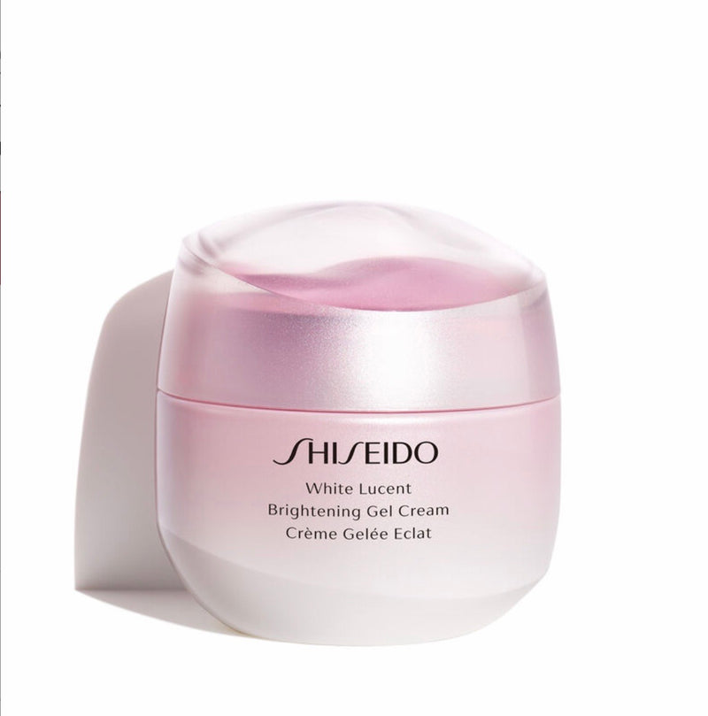 "SHISEIDO - Crema en Gel hidratante ""WHITE LUCENT BRIGHTENING GEL CREAM"""