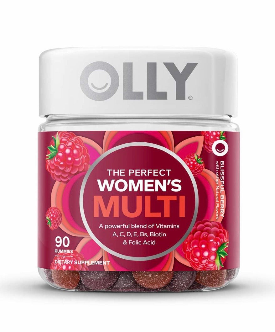 "OLLY - ""WOMEN´S MULTI GUMMIES"""