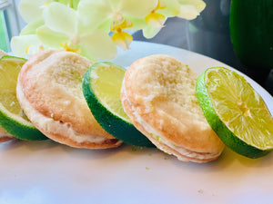 Tequila Lime Margarita Cookie Recipe