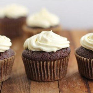 Hennessey Delights Cupcake - Sweetly Spirited Artisan Desserts