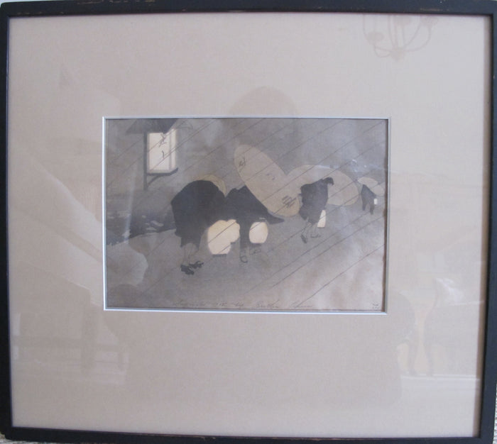 Bertha Lum Signed & Numbered Print
