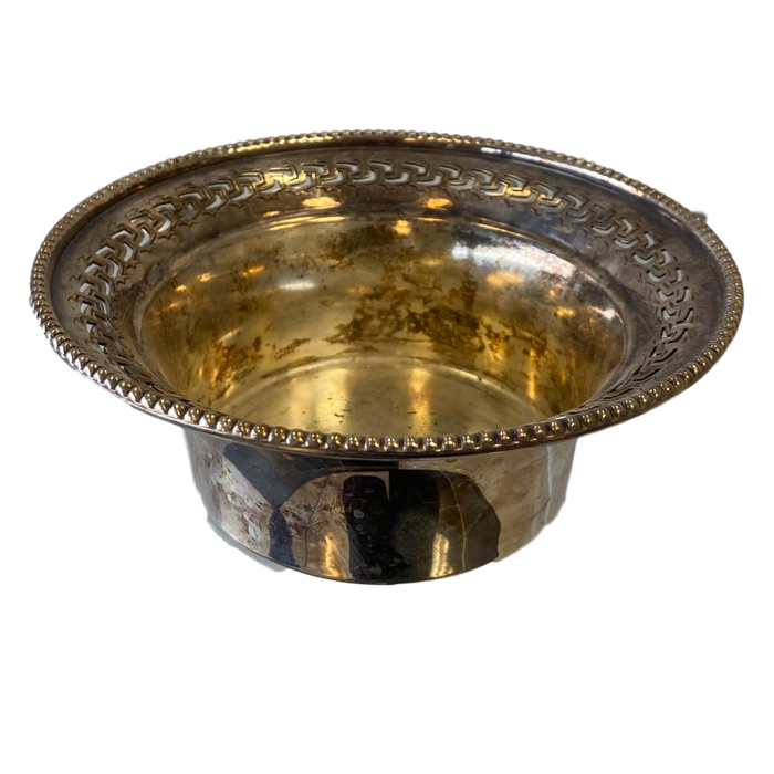 English Silver Bowl - Blagden, Hodgson & Co