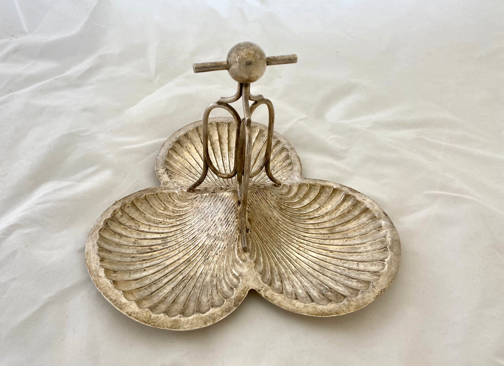 Walker & Hall Silver Plated Candy Dish