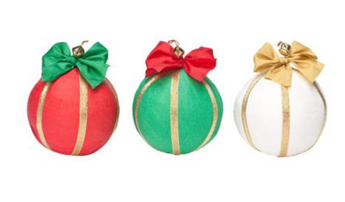 Holiday Surprise Ball (Ornament)