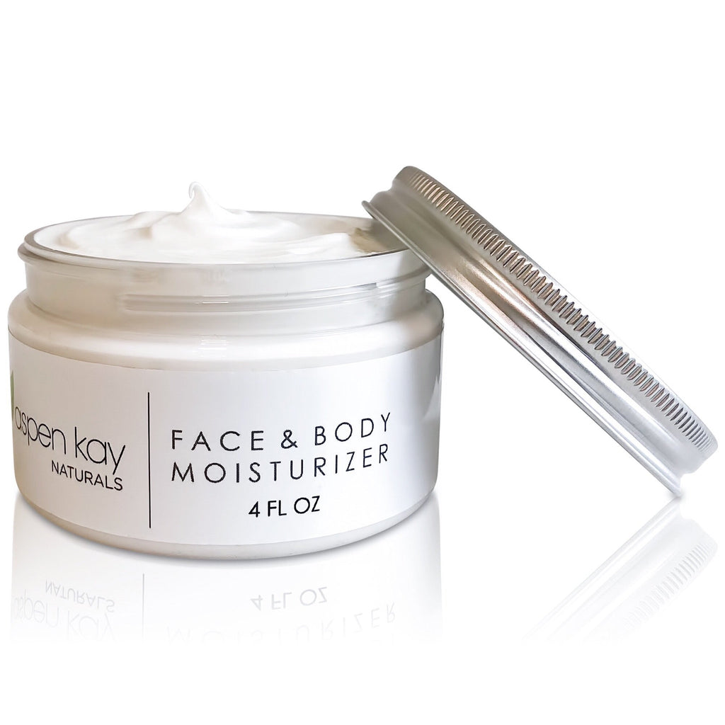 Face & Body Moisturizer by Aspen Kay