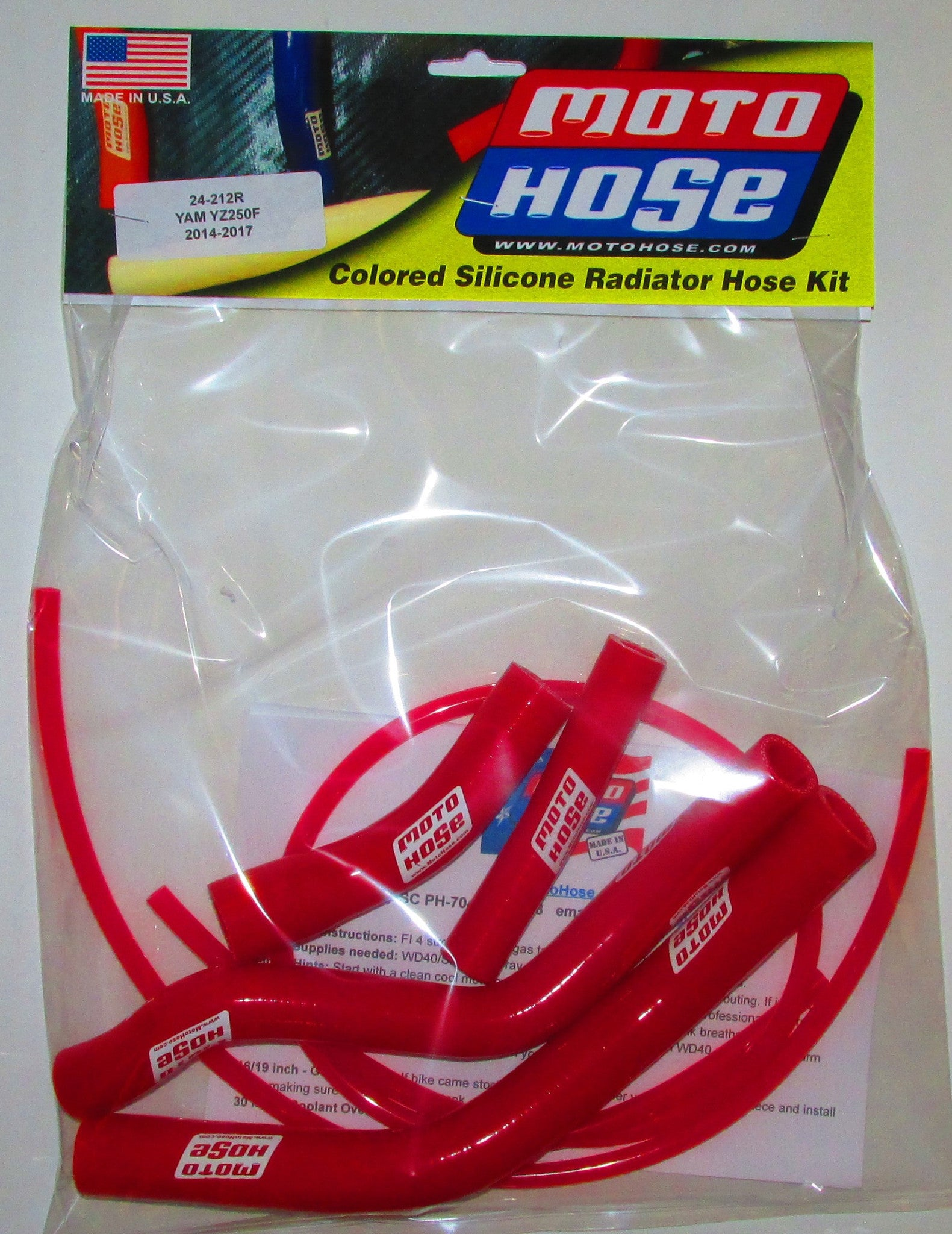 YAMAHA 2 STROKE PREMIUM OFF ROAD HOSE KIT