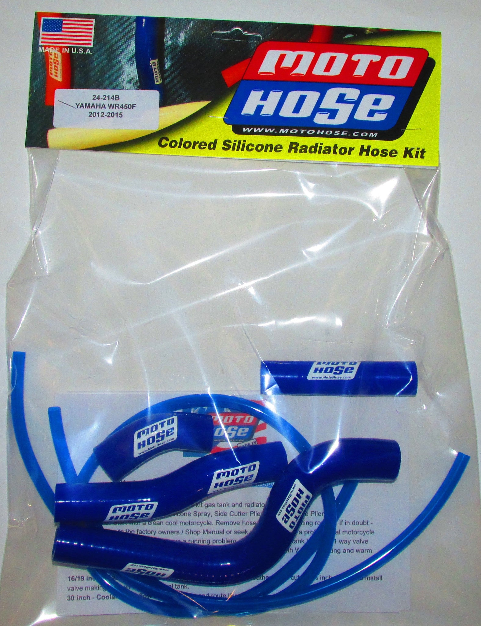 YAMAHA PREMIUM OFF ROAD HOSE KIT