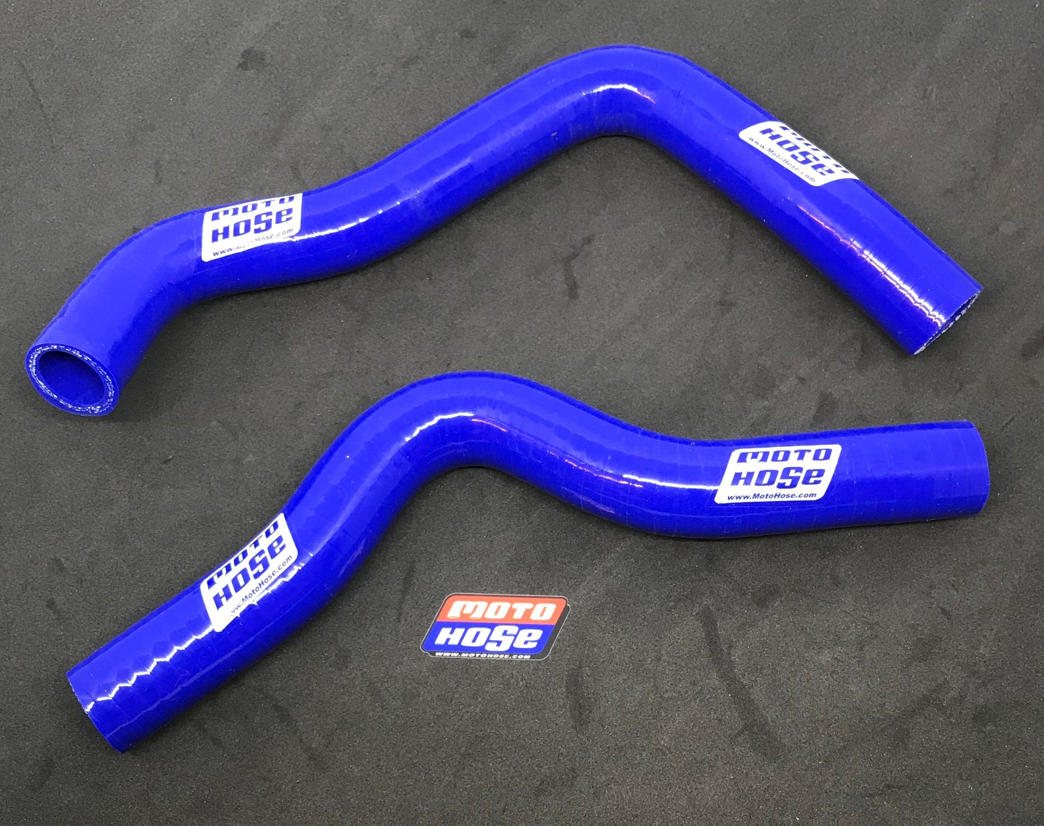 SUZUKI OFF ROAD SILICONE RADIATOR HOSE