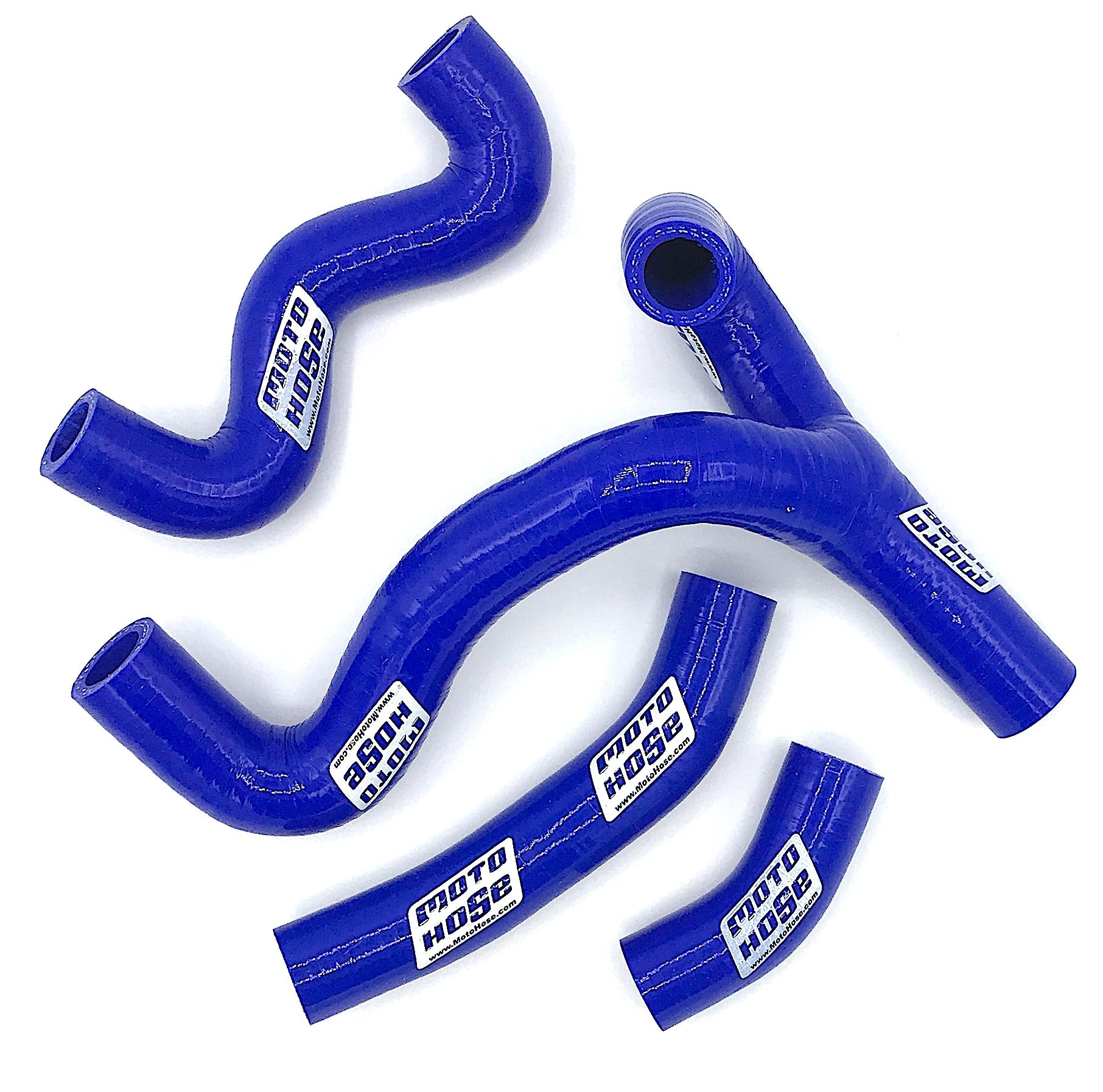KTM 2 STROKE OFF ROAD SILICONE RADIATOR HOSE