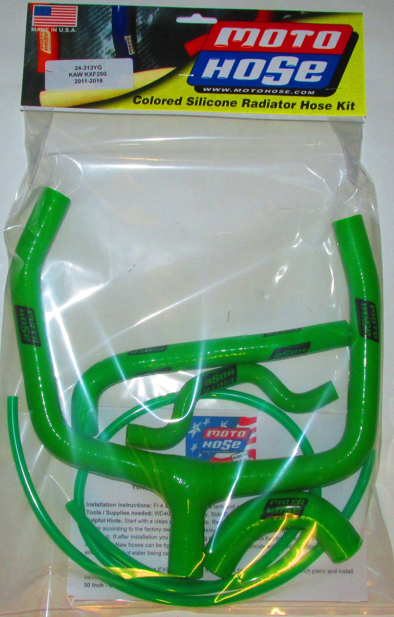 KAWASAKI OFF ROAD PREMIUM HOSE KIT