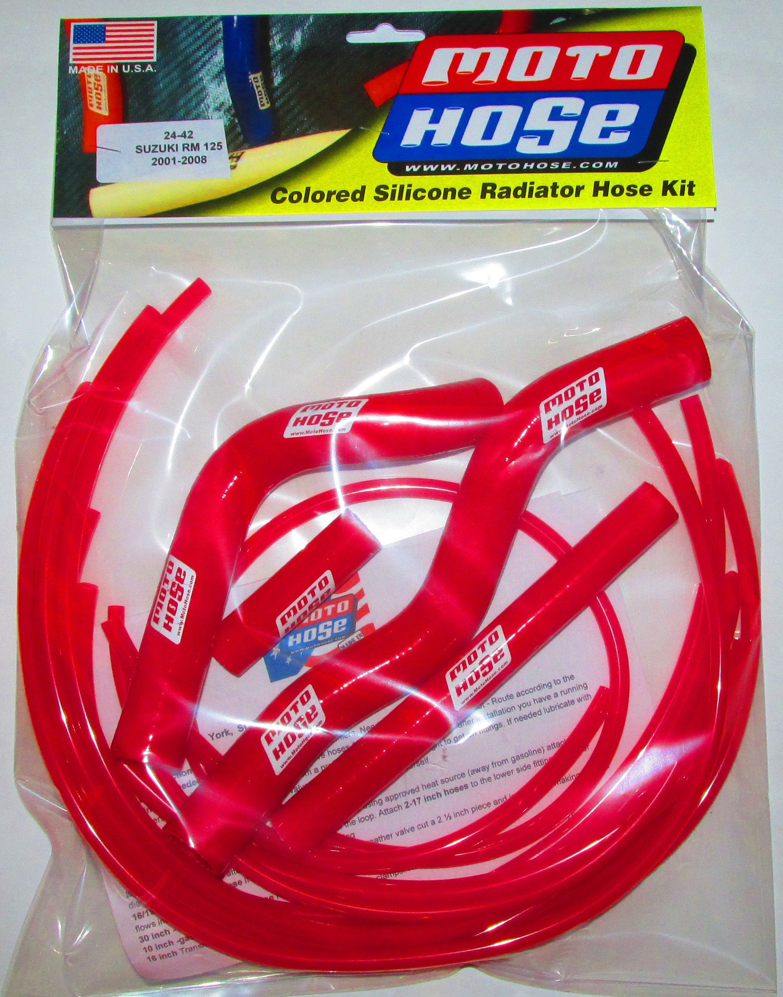SUZUKI OFF ROAD HOSE KIT