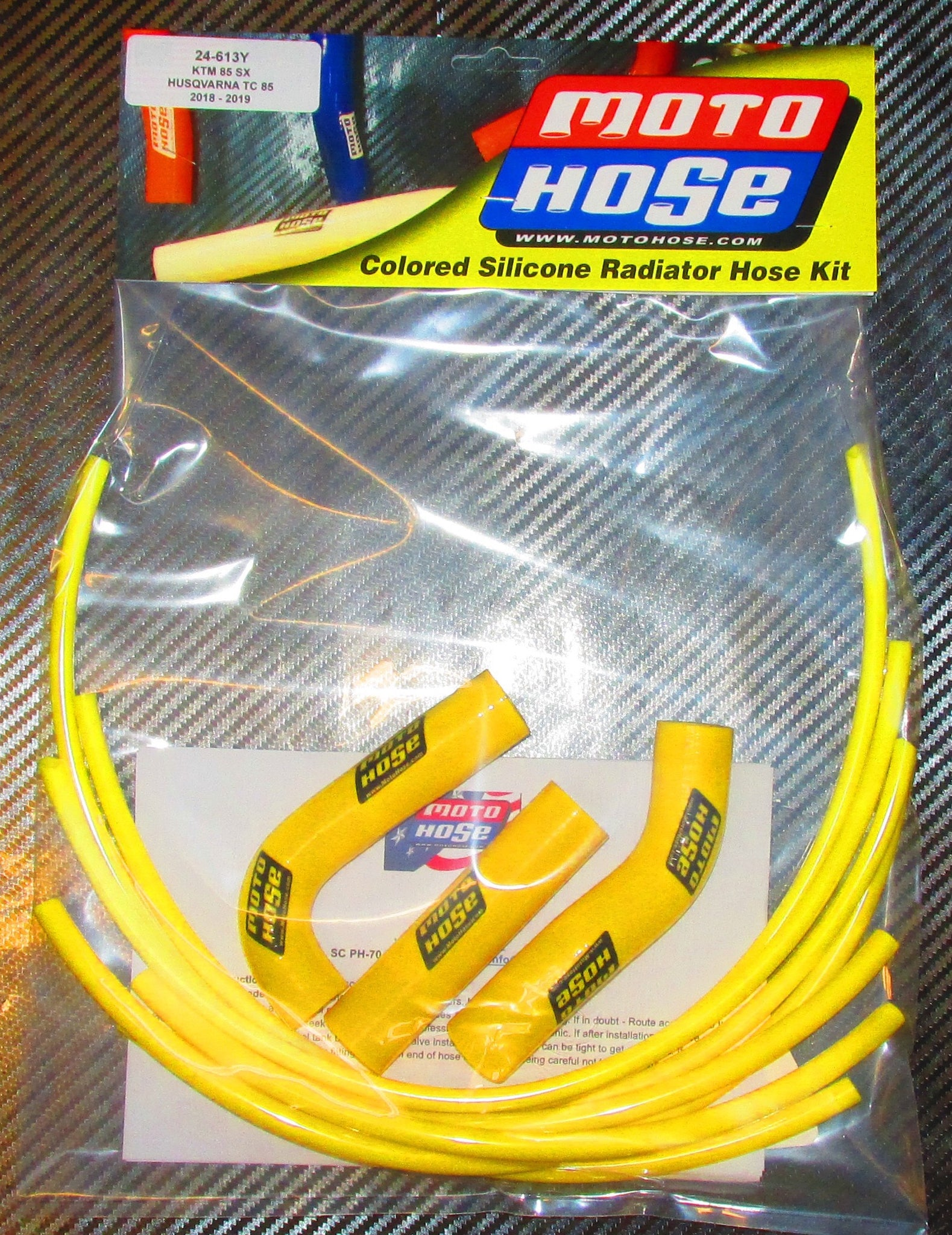 KTM 2 STROKE OFF ROAD HOSE KIT