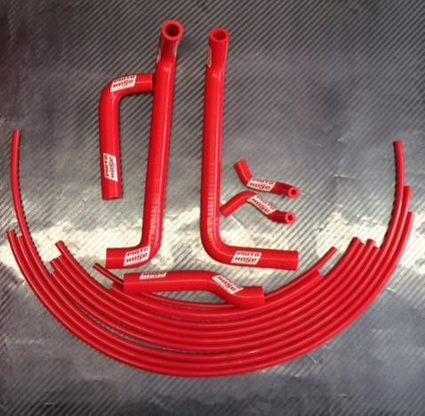 COBRA / BETA / GAS GAS  SILICONE RADIATOR HOSE