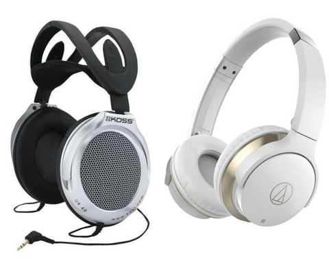 Open-ear Headphones vs Closed-ear Headphones