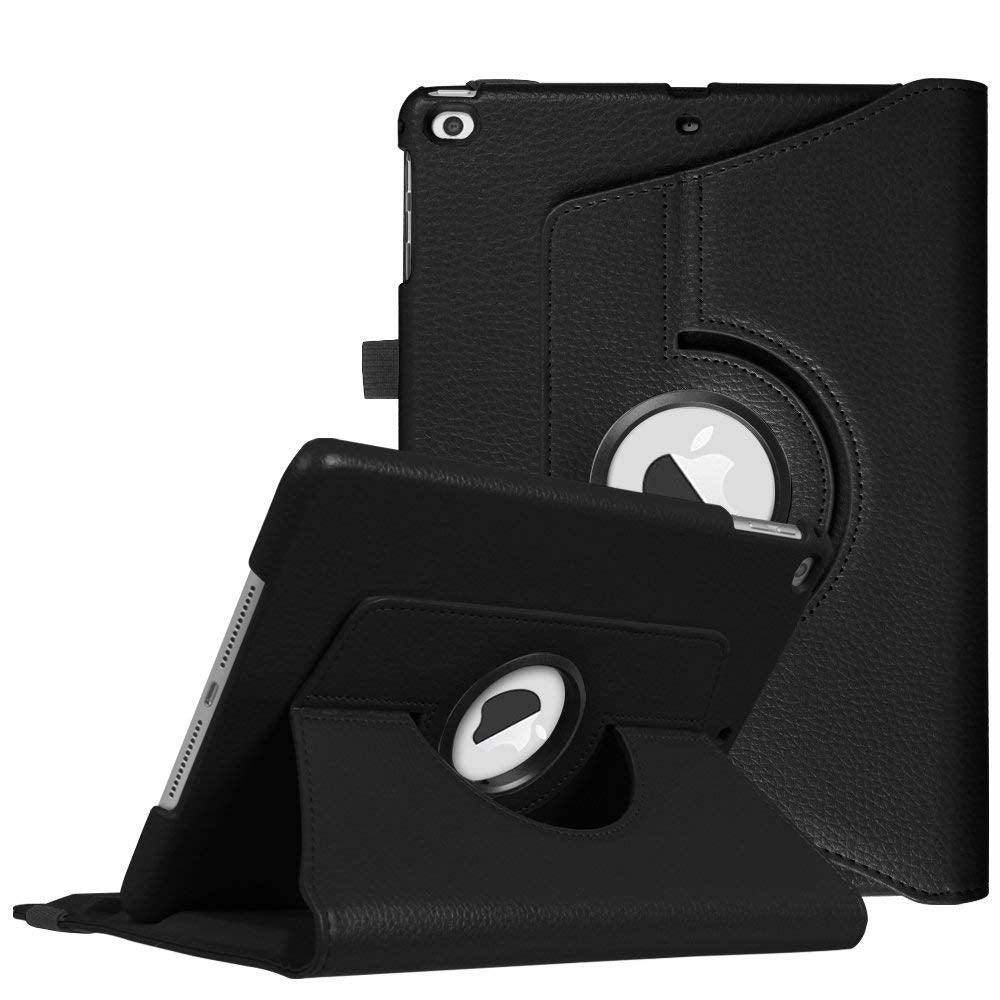 Apple iPad Mini 1 / A1432 / A1454 Tablet PU Leather Folio 360 Degree Rotating Stand Case by Modes