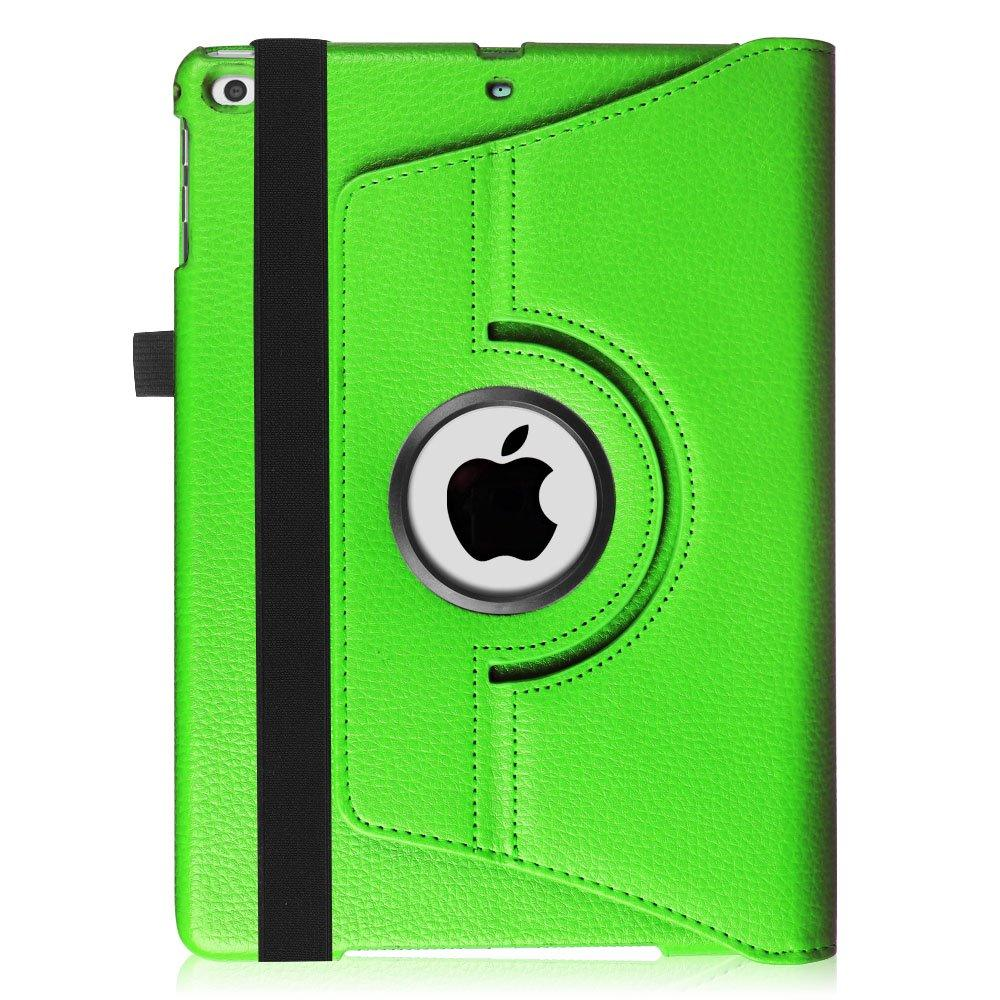 Apple iPad Mini 3 / A1599 / A1600 Tablet PU Leather Folio 360 Degree Rotating Stand Case by Modes