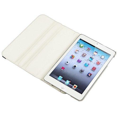 Apple iPad 2 A1395 / A1396 / A1397 Tablet PU Leather Folio 360 Degree Rotating Stand Case by Modes