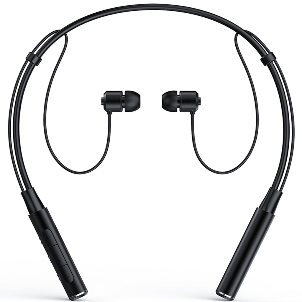 Universal Slim Bluetooth Stereo Neckband Headset Black by Modes