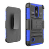 LG LV3 / MS210 Armor Belt Clip Holster Case by Modes