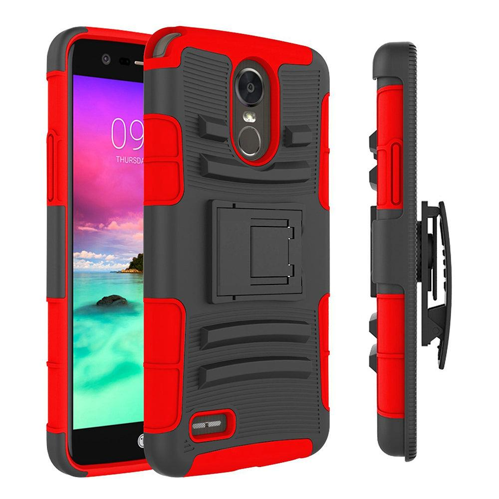 LG Stylo 3 / Stylus 3 / Stylo 3 Plus / LS777 Armor Belt Clip Holster Case by Modes