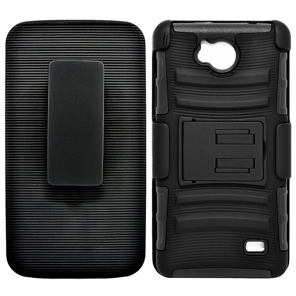 ZTE Tempo / N9131 Armor Belt Clip Holster Case by Modes