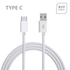 Universal USB Round Data Charger Cable Type C 6 Ft by Modes