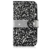 Samsung Galaxy S8 Diamond Leather Wallet Case by Modes