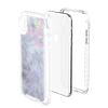Apple iPhone XS / Apple iPhone X Marble Transparent Defender Armor Hybrid Case by Modes