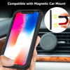 Apple iPhone XS Max (6.5inch) Magnetic Folio Leather Wallet W. Card Slot and Stand Case by Modes