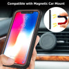 Apple iPhone XS / Apple iPhone X Magnetic Folio Leather Wallet W. Card Slot and Stand Case by Modes