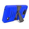 ZTE Tempo / N9131 Hybrid Silicone Case Stand by Modes