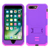 iPhone 8 Plus / 7 Plus Impact Silicone Case Dual Layer with Stand by Modes