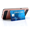 Alcatel OneTouch iDOL 4 / Nitro 49 / 6055 Slim PC Brushed Metal Protective Credit Card Slot Case Case by Modes