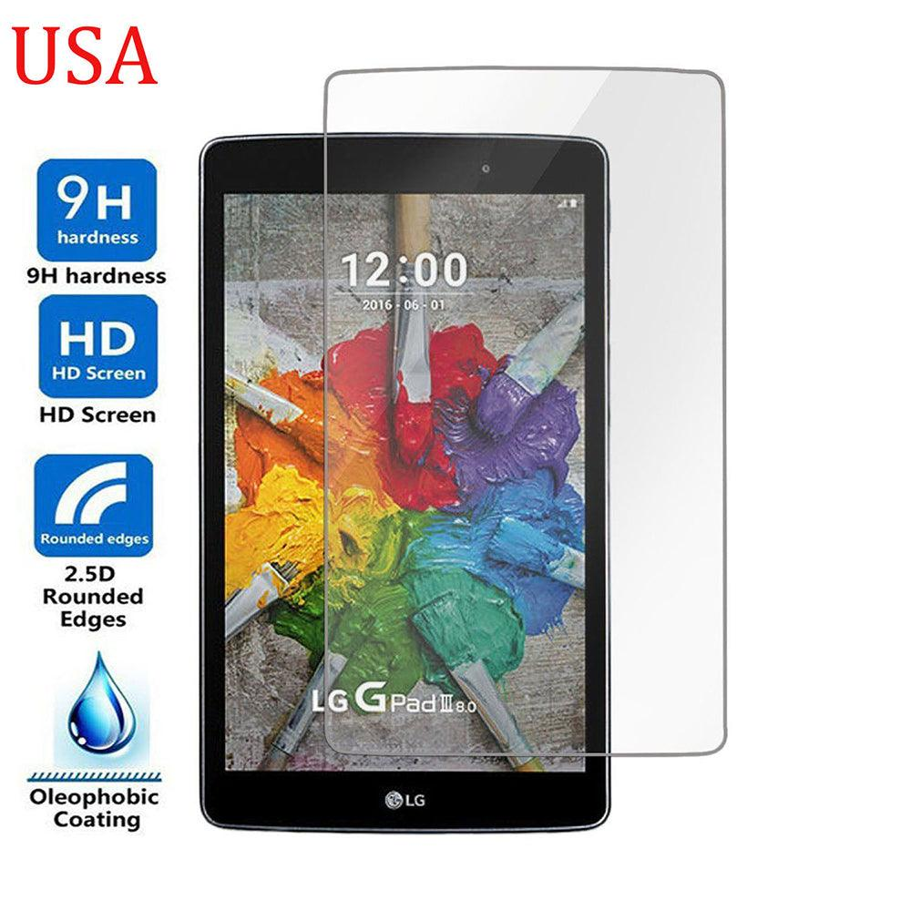 LG G Pad 3 8.0 / V525 V522 V521 V520 Tempered Glass Screen Protector by Modes
