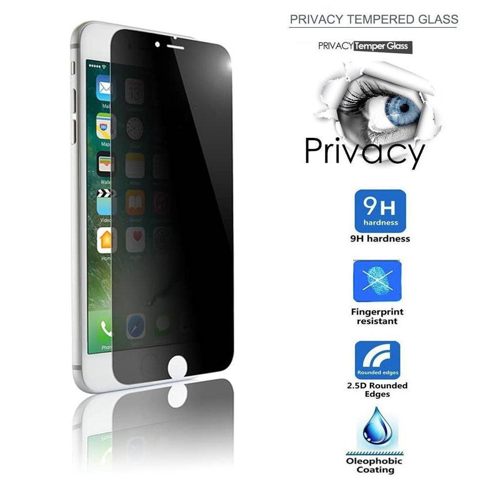 iPhone 8 Plus / 7 Plus Privacy Glass Screen Protector by Modes