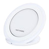 Fast Qi Wireless Charger Stand Dock Charging Pad Fast Charger 2000Mah For Apple iPhone 8 / 8 Plus / X by Modes