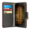 Alcatel OneTouch Fierce 4 / Allura / Pop 4 Plus Leather Wallet Pouch Case by Modes