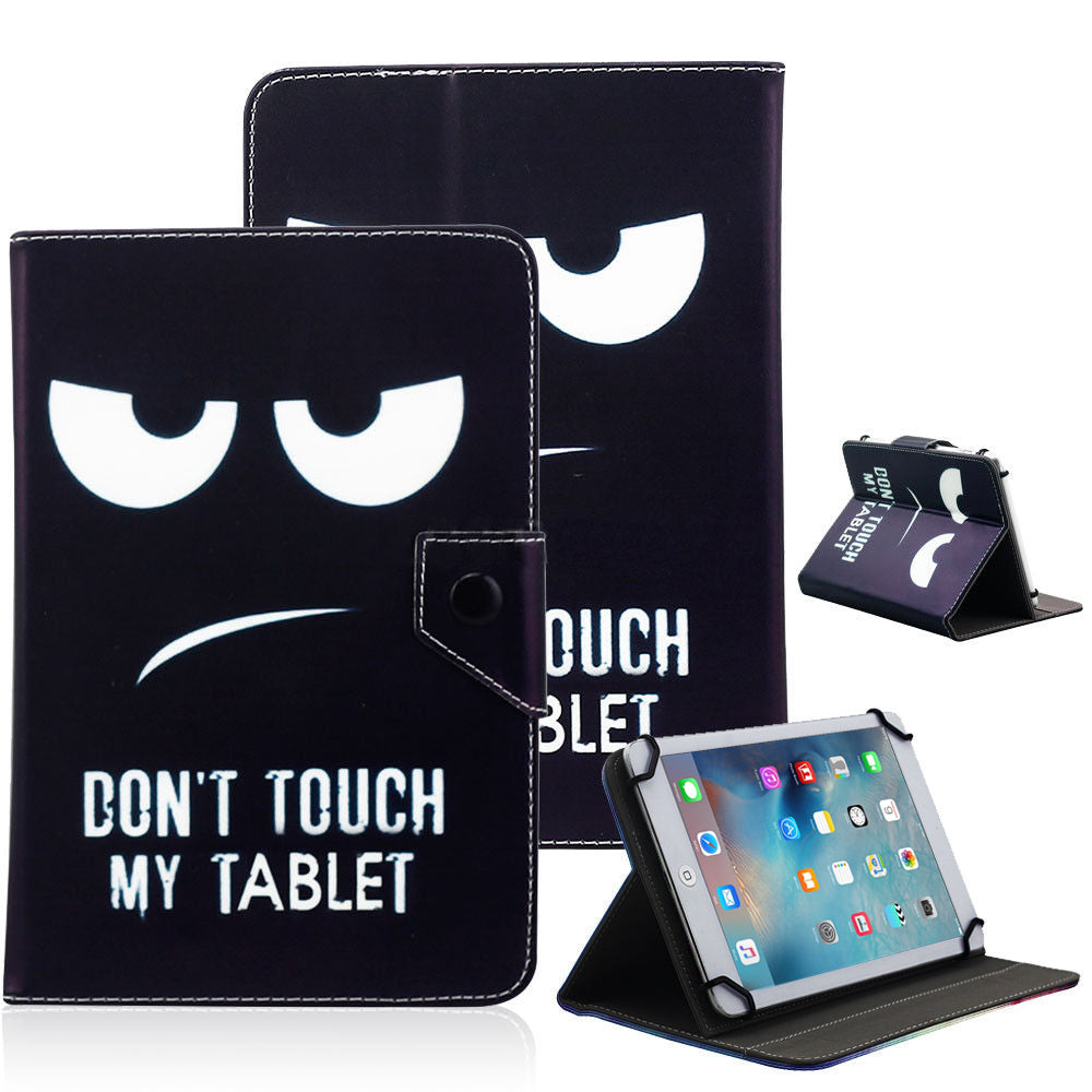 Universal 8inch Tablet Flip PU Leather Folio Case Stand Cover by Modes
