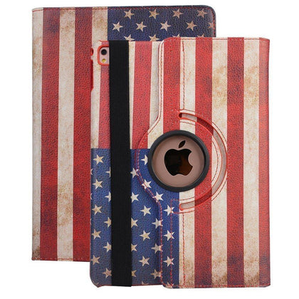 Apple iPad 3 A1416 / A1430 / A1403 Tablet PU Leather Folio 360 Degree Rotating Stand Case by Modes