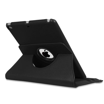 Apple iPad Air 2nd / A1566 / A1567 Tablet PU Leather Folio 360 Degree Rotating Stand Case by Modes