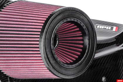 APR Performance Open Air Carbon Fiber Intake System | 2010-2017 Audi S4/S5/SQ5 (CI100037)
